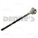 Dana Spicer 75786-1X REAR Axle Shaft fits Right Side DANA 44 Rear 1997 to 2002 Jeep Wrangler TJ with Open Diff or Trac Lok - FREE SHIPPING