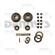 Dana Spicer 707025-1X SPIDER Gear Kit for Dana 44 standard OPEN Diff fits 1.31 - 30 spline axles