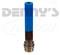 NEAPCO N3-40-2012 SPLINE Fits 2.0 inch .120 wall tubing
