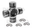 Dana Spicer 5-1350X NON Greaseable u-joint 1350 Series fits 1999 to 2006 Ford F250, F350 Super Duty FRONT CV DRIVESHAFT 1.188 Bearing Caps
