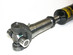 F100-2.5F Spline and Slip Driveshaft 1310 series fits between FRONT diff and transfer case 1960 to 1966 Ford F100 4x4