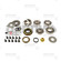 DANA SPICER 2017101 Differential Bearing Master Kit Fits 2003 to 2006 Jeep Wrangler TJ with Dana 44 FRONT
