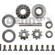 Dana Spicer 2009155 Spider Gear Kit fits OPEN Diff with 30 spline axles 2007 to 2016 Jeep JK