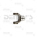 DANA SPICER 1-26-297 Weld Yoke 1100 Series to fit 1.25 inch .095 wall tube