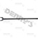 Dana Spicer 10007744 CHROMOLY Inner Axle Shaft Jeep replaces 73898-2X