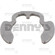 Dana Spicer 42570 Snap Ring/E Clip for Inner Axle Yoke Shafts fits FORD with Dana 44 IFS Front