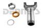 Dana Spicer 3-3-2591KX Slip Yoke 1350 series 16 spline 6.625 inches