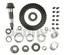 Dana Spicer 708233-4 Ring and Pinion Gear Set Kit 4.88 Ratio (39-08) Dana 60 Reverse Rotation Front 2000 to 2011 FORD F350, F450, F550 - FREE SHIPPING