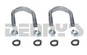 10 Pack of 38929 U-Bolt Sets fits GM3R series yokes $9.00 per set