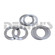 SS12 Super Carrier SHIM KIT for diff side bearings fits 1965 to 1972 GM 12 bolt car and truck rear
