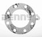 AAM 40047505 Hub Gasket for 11.5 inch 14 Bolt Full Floater Axle Shaft