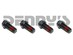 42-1855 BOLT Set M12-1.75 for Dana 60, 61, 70 Companion Flange part number 2010948 - 12mm 12 point bolt set