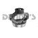 Dana Spicer 2-28-3447X CV Ball STUD YOKE Non Greaseable style 1330 Series to fit 3.0 inch .083 wall tubing