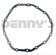 AAM 40010027 Rear Diff Cover Gasket fits 2003 to 2012 RAM with 10.5 inch 14 bolt rear end