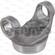 DANA SPICER 4-28-307 Weld Yoke 1550 Series fits 3.5 inch .095 wall tubing