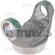 DANA SPICER 4-28-657 Weld Yoke 1550 Series fits 3.5 inch .156 wall tubing