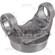 DANA SPICER 4-28-277 Weld Yoke 1550 Series fits 4.0 inch .083 wall tubing