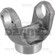DANA SPICER 6-28-467 Weld Yoke 1710 Series fits 4.0 inch .134 wall tubing