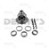 Dana Spicer 707211-1X OPEN DIFF CARRIER LOADED CASE fits 4.10 ratio and DOWN fits 1.50 - 35 spline axles for 1997 to 1999 FORD E250 VAN Dana 60 SEMI Float REAR