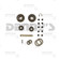 Dana Spicer 706925X Internal Gear Kit fits 1983 to 1996 Ford Dana 44 IFS standard OPEN DIFF fits 1.31 - 30 spline axles