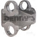 "Dana Spicer 3-26-757 CV ""H"" Yoke 1350 Series for JEEP"