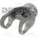 DANA SPICER 10-4-373 PTO End Yoke .625 inch Round Bore with .188 Key 1000 Series