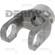 DANA SPICER 10-4-133 PTO End Yoke .750 inch Round Bore with .188 Key 1000 Series