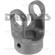 DANA SPICER 10-4-163 PTO End Yoke 1.062 inch Round Bore with .250 Key 1000 Series