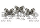 1-0153GKT3 Set of 3 Neapco 1-0153G NON Greaseable U-Joints for 58-64 Chevrolet Cars and 55-72 C10 Trucks