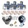5864KT2 Deluxe Driveshaft Rebuild Kit for 58-64 Chevrolet Cars and 55-72 C10 Trucks