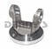 5259801 Flange Yoke Replacement for old Dodge Detroit Pot Body Style Ball and Trunion Driveshafts 1310 series 4 inch pilot diameter