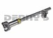 Neapco N91382-SF PTO Driveshaft 1310 series Spline and Slip Style 1.250 solid shaft unwelded assembly