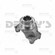 Dana Spicer 3-4-6561-1 End Yoke 1.500-10 spline 1410 series strap and bolt style fits Midship Stub Spline for use in 2 piece driveshafts with center support bearing