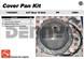 AAM 74030007 Diff Cover Kit fits 8.6 inch 10 bolt 1998 to 2012 Sierra, Silverado, Yukon, Tahoe, Escalade, Avalanche, Savana, Express, S10, Sonoma, Blazer, Jimmy, Bravada