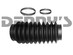 AAM 40021327 Boot and Clamp Kit fits Chevy, GMC 2500, 3500 fits AAM 2 piece driveshaft with center support bearing