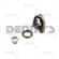 Dana Spicer 211848-1X Center Support Bearing .437-14 threaded bolt holes 1.574 ID fits Dodge B150, B1500, B250, B350, B3500, Ram 1500, 2500, 3500 and 1500, 2500, 3500 VAN