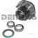 Dana Spicer 10024007 Front Hub assembly with bearings, seal, studs and ABS tone ring for Ultimate Dana 60