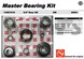 AAM 74067016 Master Bearing Kit fits GM 8.6 inch 10 bolt rear 2009 to 2014
