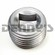 AAM 444788 Differential Fill Plug fits GM 10.5 inch 14 bolt 1998 and older