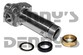 1920338 CV Slip Yoke 3R series double cardan 1.375 x 31 based on 32 splines fits 2 piece style 5 u-joint driveshaft Chevy GMC S10, S15, Sonoma