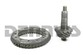 AAM 26055280 Ring and Pinion Gear Set 3.42 Ratio 10.5 inch 14 bolt rear fits 1974 to 2016 Chevy and GMC