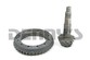 AAM 40094550 Ring and Pinion Gear Set 4.10 ratio fits 11.5 inch 14 bolt rear end 2003 to 2018 Dodge RAM