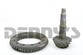 AAM 40101174 Ring and Pinion Gear Set 3.42 Ratio for Chevy GMC 11.5 inch 14 Bolt Rear