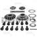 Dana Spicer 707063X Spider Gear Kit fits 1.5 inch 35 spline axles Open Standard Diff fits Dana 80