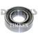 Timken RW207CCRA Axle Bearing 2.835 in. OD 1.378 in. ID