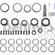 Dana Spicer 10043645 Master Bearing kit for Dana 80 REAR with 4.125 in. pinion bearing fits 1992 to 2009 Chevy/GMC C35, C3500, C4500 Kodiak, C4500 Topkick, K3500, G30, G3500, Express 3500, P30, P3500