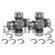 5-760XKT2 Multipack Qty of 2 Dana Spicer 5-760X Front Axle U-joints - NON Greaseable