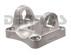 SONNAX T2-2-489A Aluminum Flange Yoke 1330 series 2.75 inch male pilot 3.75 bolt circle