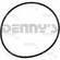 Dana Spicer 47893 wheel hub o-ring