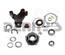 FD9-PKG1 Upgrade Kit for Ford 9 inch includes 1350 Chromoly pinion yoke, nodular Daytona pinion support, bearings, seal, shims, crush collar eliminator